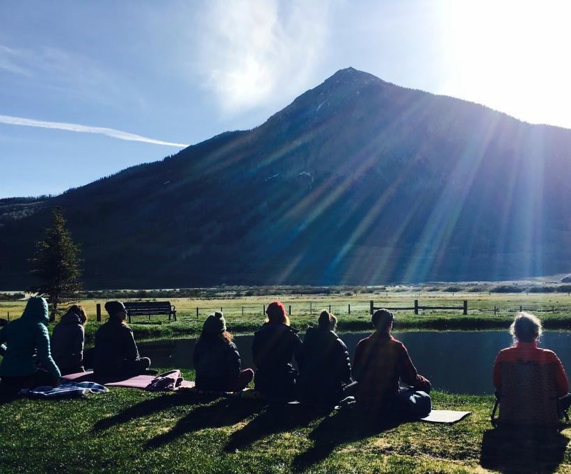 Crested Butte Yoga Retreats Colorado Yoga Prana Vinyasa