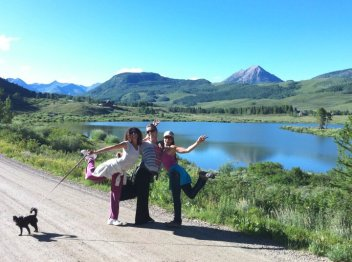 Yoga and Hiking Retreat Crested Butte Colorado