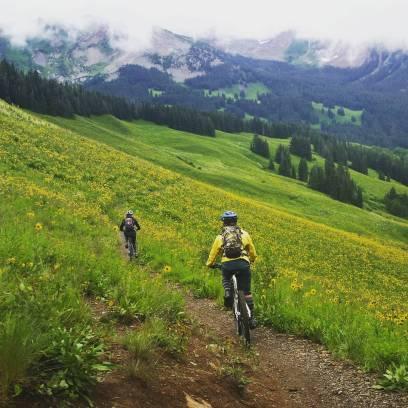 June 22nd-26th, 2017 Mountain Bike and Yoga Retreat https://crestedbutteyogaretreats.com/mountain-biking-and-yoga-retreat/